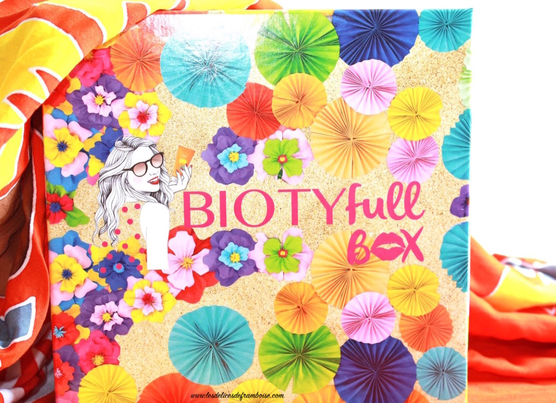 biotyfullbox de juillet 2018
